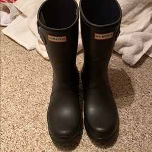 COPY - Hunter boots